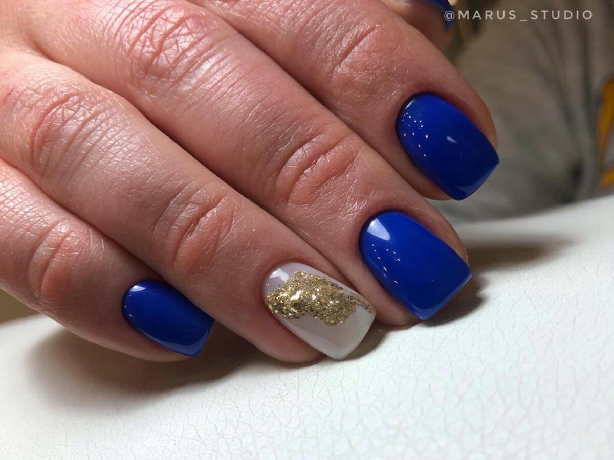 Моделирование ногтей в студии Марус