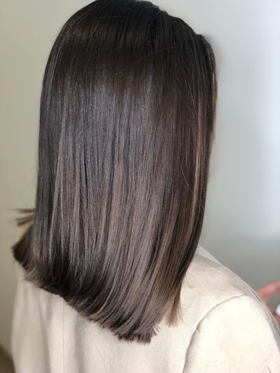 Длинные волосы стрижки